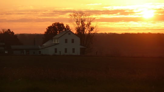 sunset amish farm tn