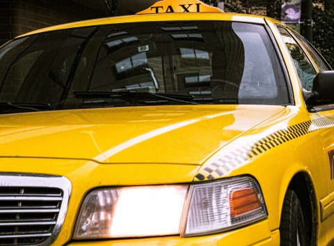 taxicab-yellow