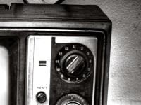 Antique television