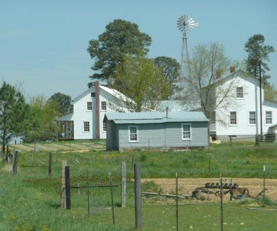 tennessee amish farm