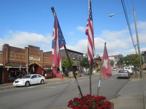 Three Flags Sugarcreek