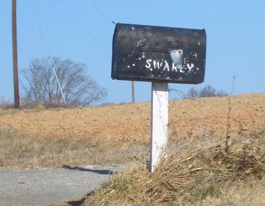 virginia amish mailbox
