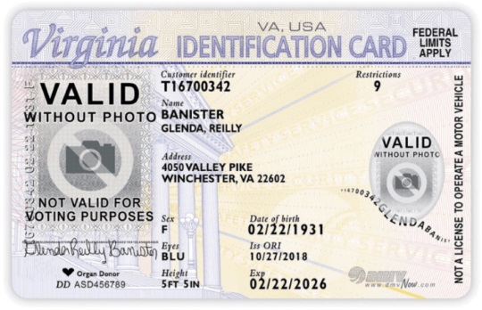 Virginia To Offer Amish & Mennonites Non-Photo IDs