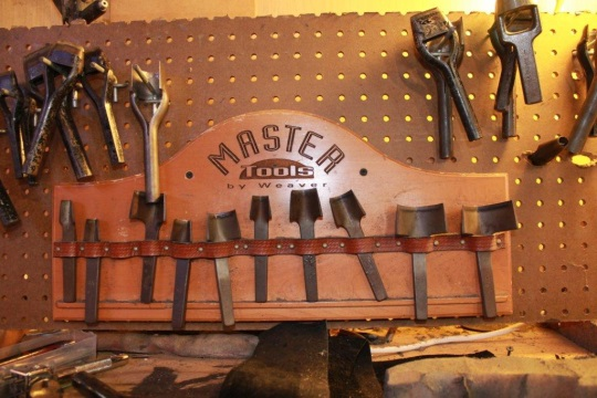 Weaver Master Leather Workers Tools