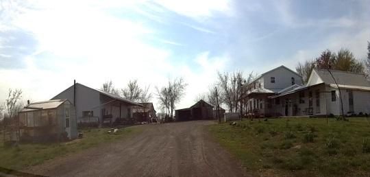 Welch Oklahoma Amish Farm