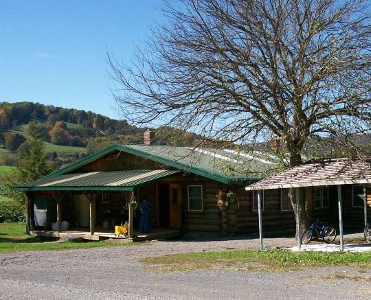 White Gate Virginia Amish Community