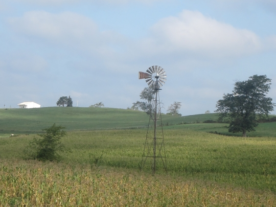 Windmill Field Ohio