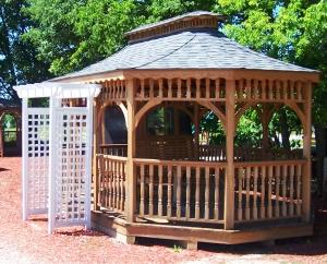 Wooden Gazebos