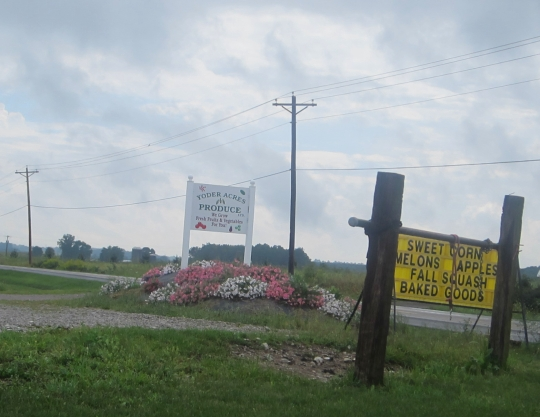 Yoder Acres Amish Produce