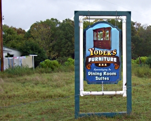 yoders amish furniture maryland