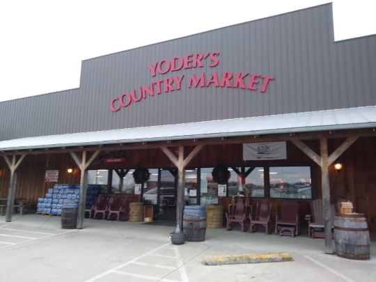 """An """"Amishy"""" Country Market"""
