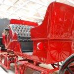 Old Order Mennonite buggy shop