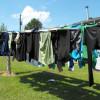 Amish Laundry Day