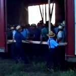 "The Amish ""Barn Moving"" (Video)"