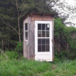 A Closer Look at Amish Phone Shacks (11 Photos)