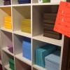 Inside an Amish Stamp Shop