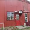 Amish tarp shop