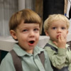 "Amish Toddlers ""Play Church"" (Video)"