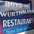 A Visit to Boyd & Wurthmann Restaurant – Berlin, Ohio (8 Photos)