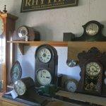 Amish Clock and Watch Shop (South Dayton, NY)