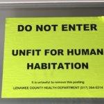 "Michigan County Deems Amish Homes ""Unfit For Human Habitation"""