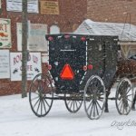 Amish Life in Winter: Q-and-A with Amish-raised Marie Graber (31 Photos)