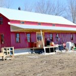 A New Amish Community at Whitefield, Maine