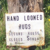 The subtle language of Amish business signs