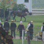 Indiana Amish Church: Pennsylvania Visitors (11 Photos)