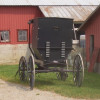 Ever see an Amish buggy like this?