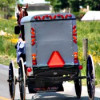 Buggy lanes in Daviess County