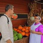 Pinecraft Amish Community on Ukrainian Travel Show Орёл и Решка (Video)