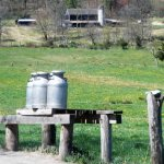 Visiting The Amish of Big Valley – Part 2: Milk Cans & Farm Runoff