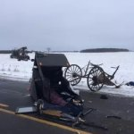 Should Amish Buggies Have Car Safety Features – Like Seat Belts? (Updated: Ordinance Fails)