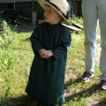 When a son joins the Amish: We are wimps!