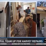 600 Amish & Mennonites Help Rebuild Houston After Harvey