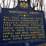 The First Amish Settlement in North America