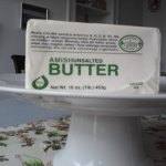Odd Amish Butter