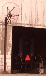 amish basketball