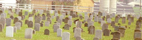amish graveyard