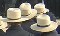 amish ordnung hats