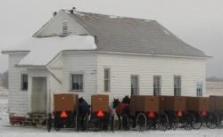 amish school christmas program