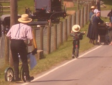 amish scooters