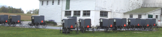 lancaster amish church