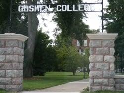 mennonite goshen college