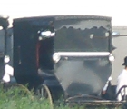 new order amish buggy