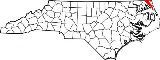 north carolina amish map