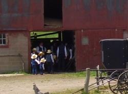 swartzentruber amish church
