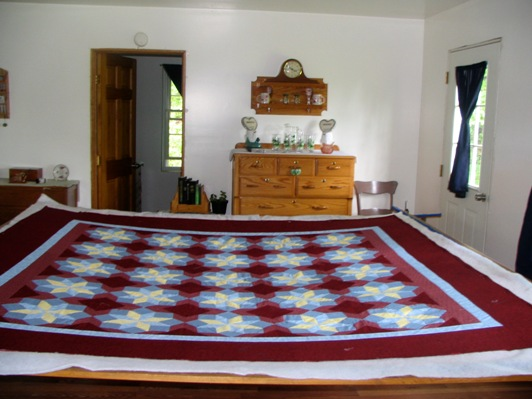 new york amish quilt